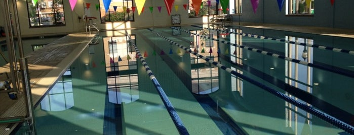 RWJ Rahway Fitness & Wellness Center at Carteret is one of Georgie : понравившиеся места.