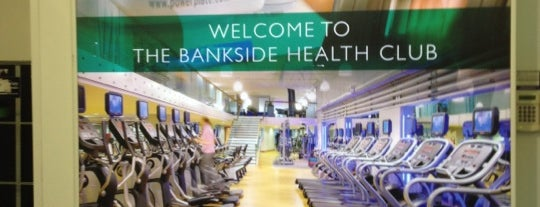 The Bankside Health Club is one of Get Fit in London.