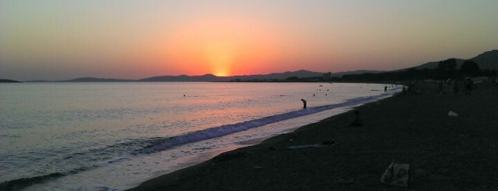 Gençlik Parkı Plajı is one of Ayşegulさんのお気に入りスポット.