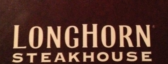 LongHorn Steakhouse is one of miami.