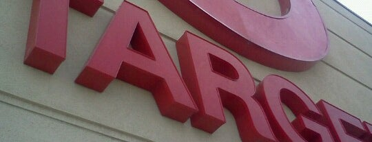 Target is one of Locais curtidos por Alan.
