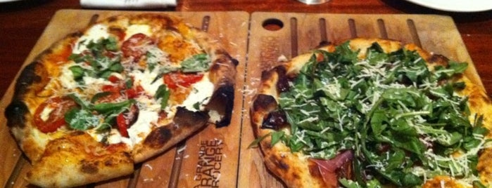The Luggage Room Pizzeria is one of Eats California.