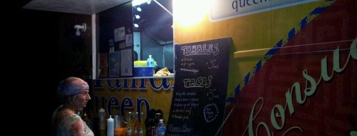 Tamale Queen is one of LevelUp Merchants.