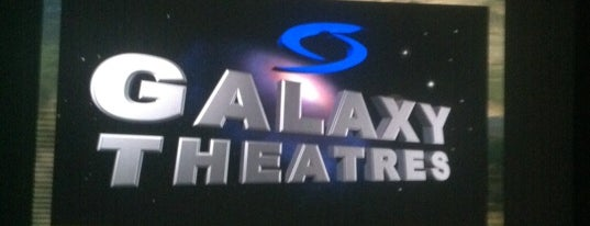 Galaxy Fandango Theatres is one of Yvette : понравившиеся места.