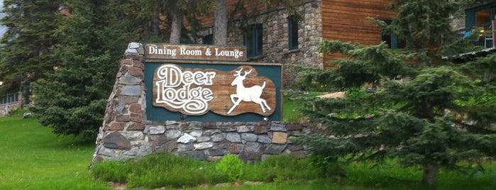 Deer Lodge is one of #ExploreAlberta.