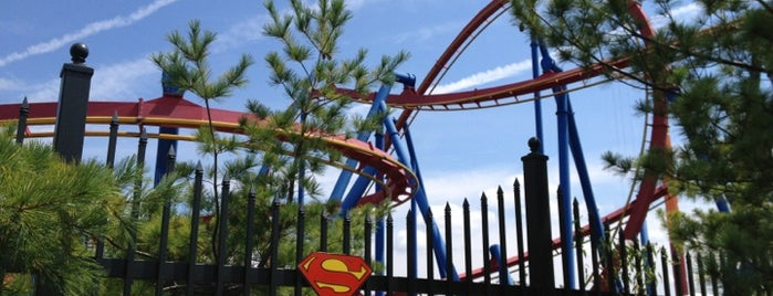 Six Flags Great Adventure is one of NYC SUMMER 19.