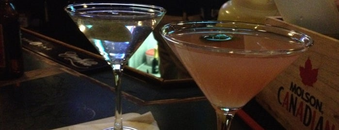 fiVe Martini Bar is one of Buy Me A Drank.