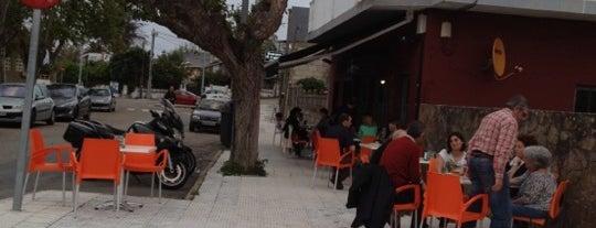 Las Barricas is one of Comida/cena.