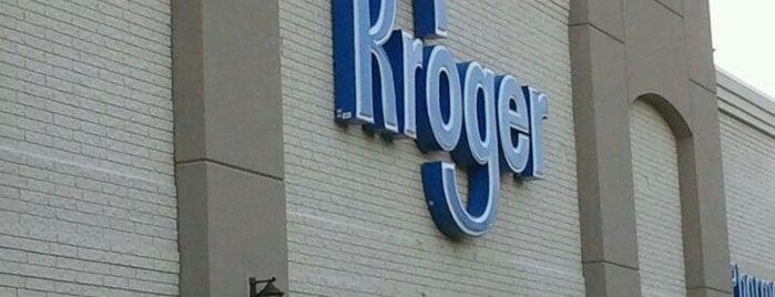Kroger is one of Tempat yang Disukai Sae.