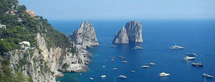 Isola di Capri is one of All-time favorites in Italy.