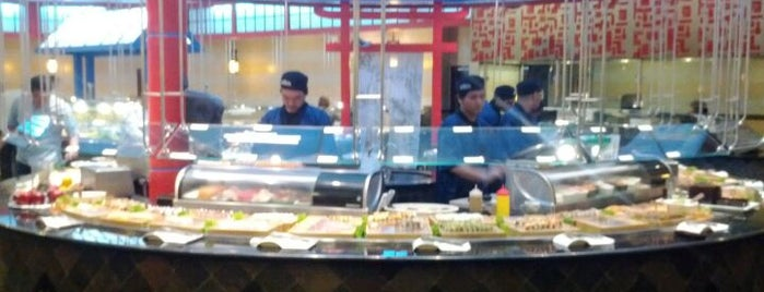 Shinju Japanese Buffet is one of The best after-work drink spots in Weston, Florida.