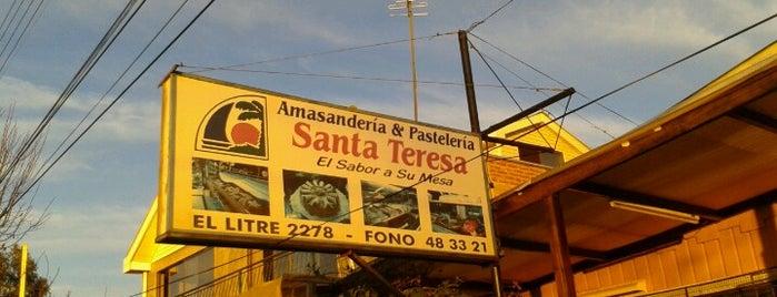 Amasandería Santa Teresa is one of Alejandra 님이 좋아한 장소.
