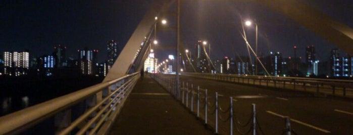 長柄橋 is one of 淀川探訪.