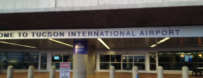 Tucson International Airport (TUS) is one of Airports I've Been To.