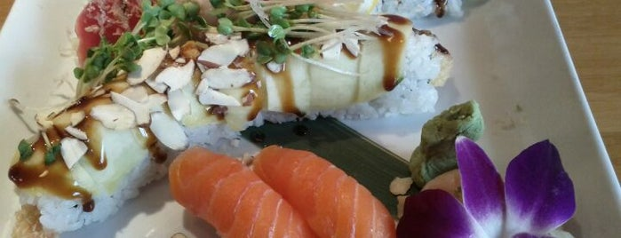 Mura Japanese Restaurant is one of Raleigh Favorites II.