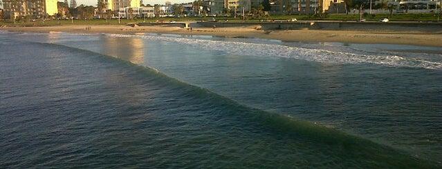 Hobie Beach is one of สถานที่ที่ Metin ถูกใจ.