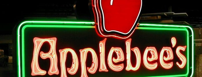 Applebee's is one of Lugares favoritos de RICARDO.