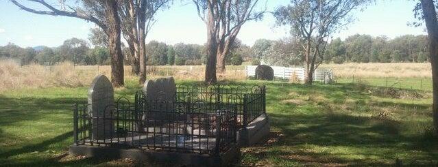 Jindera General Cemetery is one of Jindera.