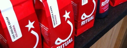 Ritual Roasters is one of Coffee in the Bay Area.