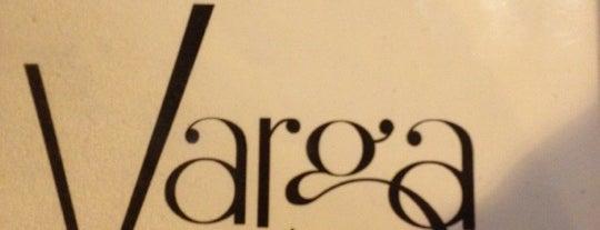 Varga Bar is one of Foobooz Best 50 Bars in Philadelphia 2012.