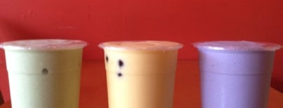 Avalanche Bubble Tea is one of Would visit.