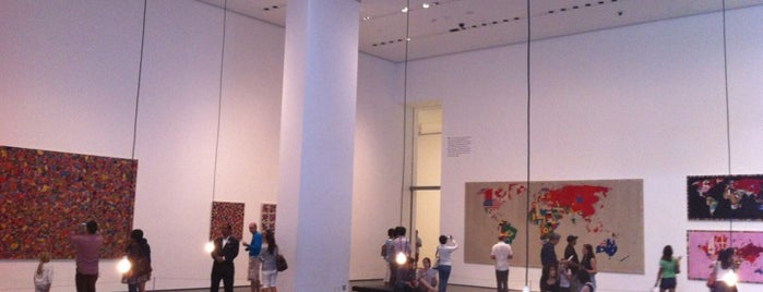 Museum of Modern Art (MoMA) is one of Best Places in NYC.