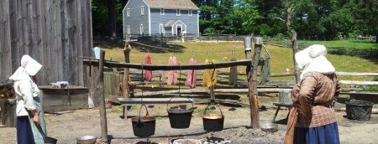 Old Sturbridge Village is one of Stuff Near Pittsfield.