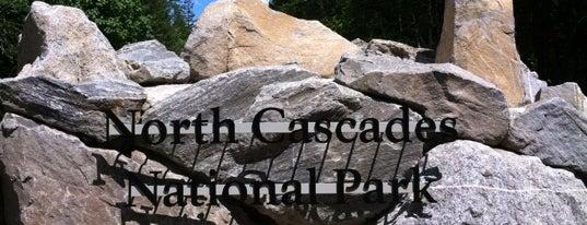 Parque Nacional das Cascatas do Norte is one of American National Parks.