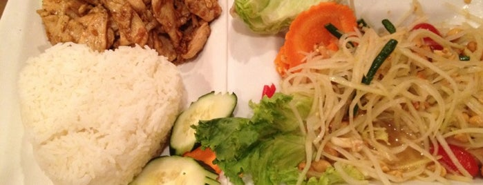 Chao Thai ร้านชาวไทย is one of ITP Foodies List.