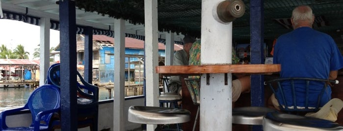 Rip Tide Bar and Restaurant is one of Bocas del Toro.