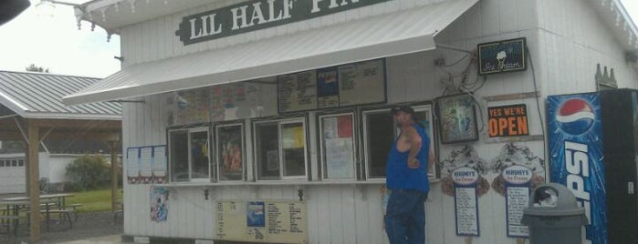 Lil Half Pint is one of Places around Town.