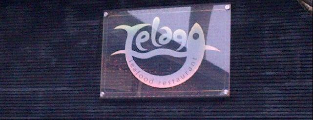 Telaga Seafood Restaurant is one of The Life Aquatic.