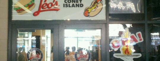 Leo's Coney Island is one of Coney Island Hot Dog Joints.