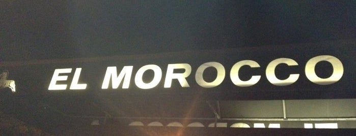 El Morocco is one of Ambiente por le Mundo.