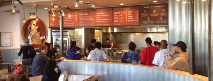Chipotle Mexican Grill is one of Lieux qui ont plu à Alberto J S.