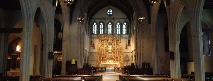 St James Church (Episcopal) is one of New York, my dear New York.