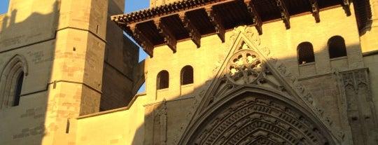 Catedral de Santa María de Huesca is one of Aragon.