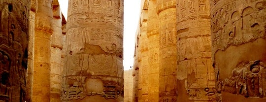 The Karnak Temple Complex is one of Top photography spots.