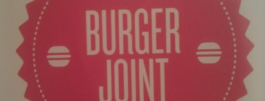 Burger Joint is one of burgers.