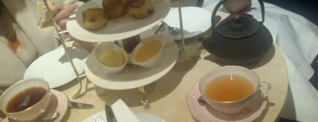 Sofitel London St James is one of London Tea Times.