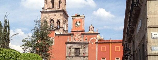 Templo de la Congregación is one of สถานที่ที่ Sergio M. 🇲🇽🇧🇷🇱🇷 ถูกใจ.