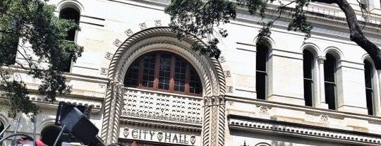 San Antonio City Hall is one of Rachel 님이 좋아한 장소.