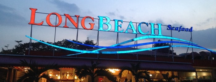Long Beach King Seafood Restaurant is one of Singapore - TODO.