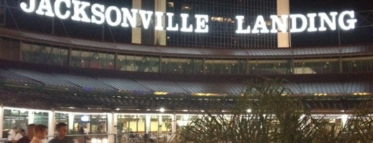 The Jacksonville Landing is one of Tempat yang Disukai Tasha.