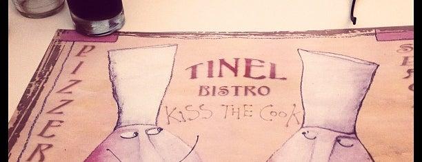 Tinel Restaurant is one of Marcos 님이 좋아한 장소.