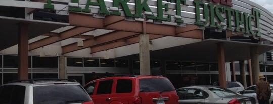 Market District Supermarket is one of Orte, die Skifchik gefallen.