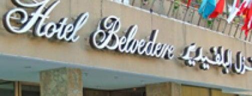 Hotel Belvédère is one of Lieux sauvegardés par Herve.