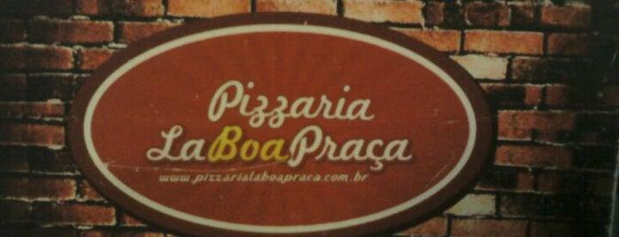 La Boa Praça Pizzaria is one of Infoware.
