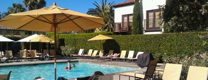 Estancia La Jolla Hotel & Spa is one of SD.