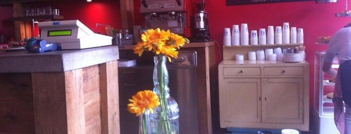 Lunchroom T is one of Best Tea Spots in Amsterdam.